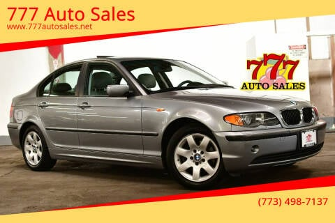 2004 BMW 3 Series for sale at 777 Auto Sales in Bedford Park IL