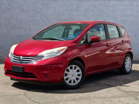 2014 Nissan Versa Note for sale at Divine Motors in Las Vegas NV