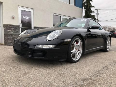 2005 Porsche 911 for sale at Atlantic AutoCenter in Cranston RI