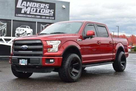 2015 Ford F-150 for sale at Landers Motors in Gresham OR
