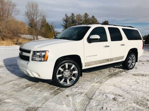 2009 Chevrolet Suburban for sale at MINNESOTA CAR SALES in Starbuck MN