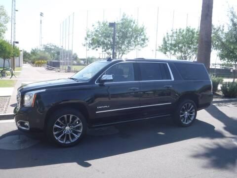 2019 GMC Yukon XL for sale at J & E Auto Sales in Phoenix AZ