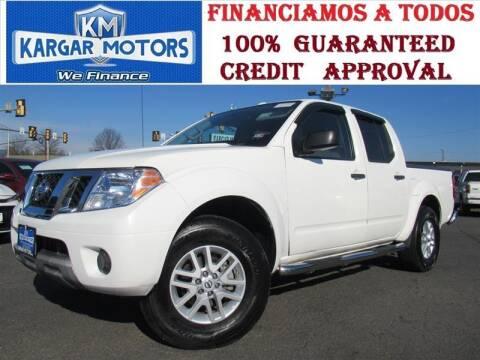 2018 Nissan Frontier for sale at Kargar Motors of Manassas in Manassas VA