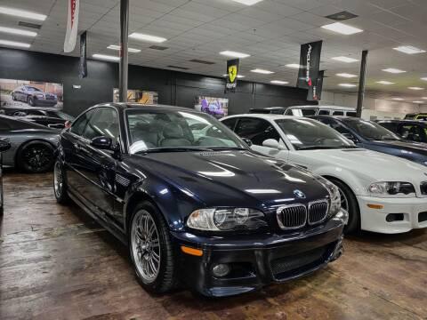 2003 BMW M3 for sale at FALCON AUTO BROKERS LLC in Orlando FL