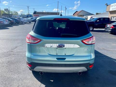 2013 Ford Escape for sale at Used Car Factory Sales & Service Troy in Troy OH