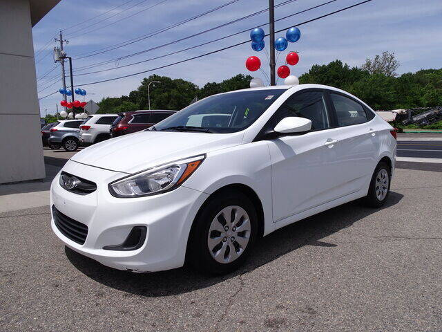 2017 Hyundai Accent for sale in East Providence, RI