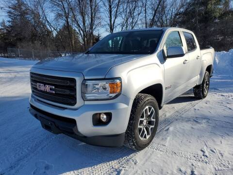 2018 GMC Canyon for sale at Ace Auto in Jordan MN