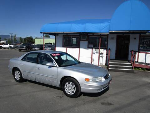 2000 Buick Regal for sale at Jim's Cars by Priced-Rite Auto Sales in Missoula MT