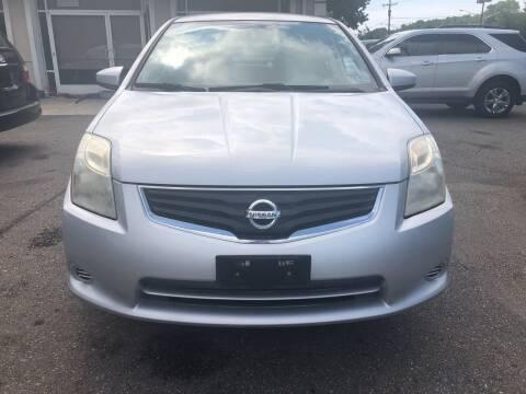 2011 Nissan Sentra for sale at Advantage Motors in Newport News VA