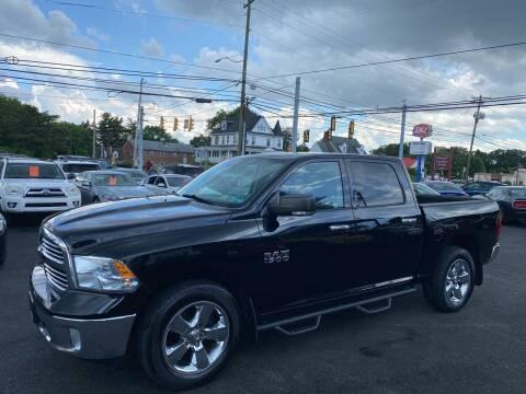 2014 RAM Ram Pickup 1500 for sale at Masic Motors, Inc. in Harrisburg PA