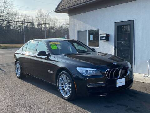 2013 BMW 7 Series for sale at Vantage Auto Group in Tinton Falls NJ