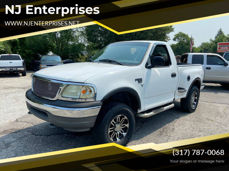 2004 Ford F-150 Heritage for sale at NJ Enterprises in Indianapolis IN