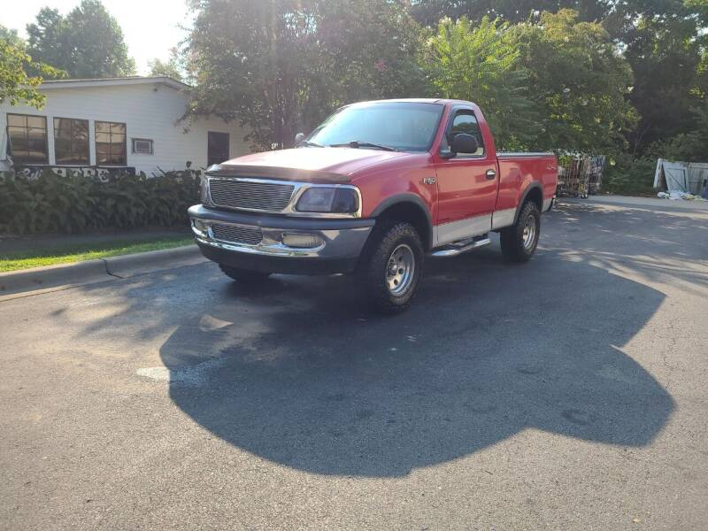1998 Ford F-150 for sale at TR MOTORS in Gastonia NC