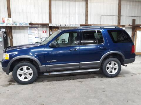 2005 Ford Explorer for sale at Alpha Auto in Toronto SD