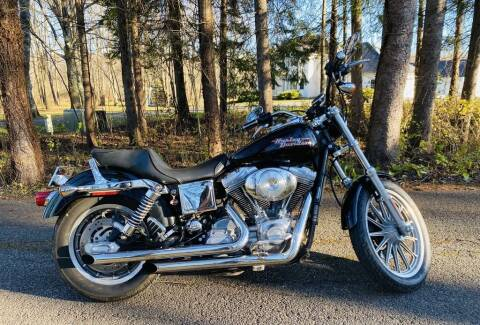 2002 Harley-Davidson® FXD - Dyna® Super Glide&# for sale at Street Track n Trail in Conneaut Lake PA