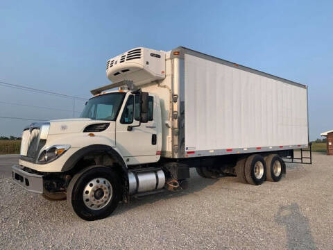 2010 International WorkStar 7600 for sale at Signature Truck Center - Box Trucks in Crystal Lake IL
