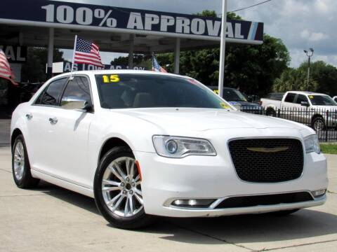 2015 Chrysler 300 for sale at Orlando Auto Connect in Orlando FL