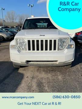 2012 Jeep Liberty for sale at R&R Car Company in Mount Clemens MI