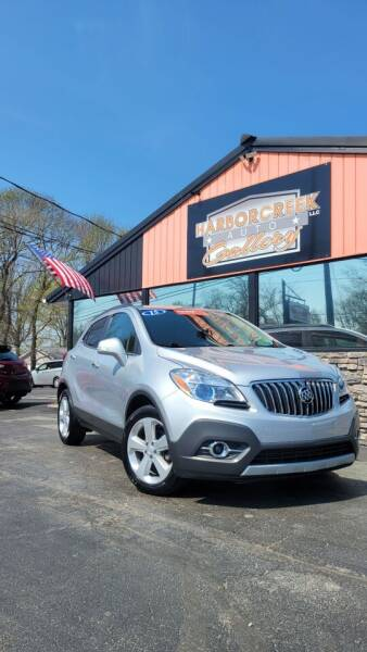 2015 Buick Encore for sale at Harborcreek Auto Gallery in Harborcreek PA