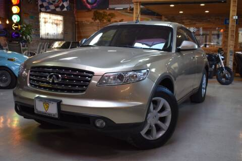 2003 Infiniti FX35 for sale at Chicago Cars US in Summit IL
