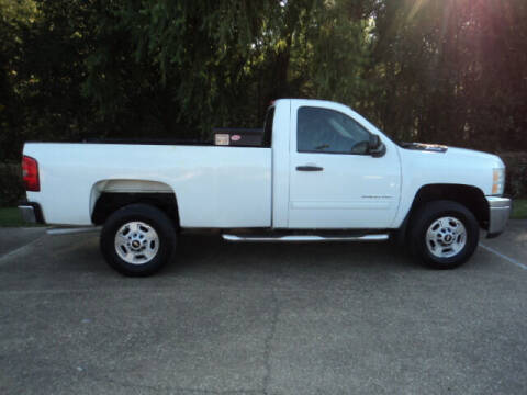 2013 Chevrolet Silverado 2500HD for sale at Ray Todd LTD in Tyler TX