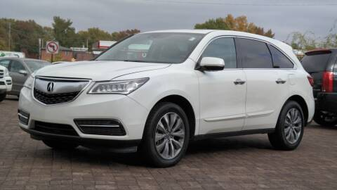 2015 Acura MDX for sale at Cars-KC LLC in Overland Park KS