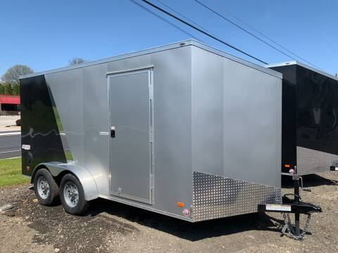 2020 Bravo Scout 7x14 for sale at Smart Choice 61 Trailers in Shoemakersville PA