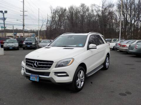 2013 Mercedes-Benz M-Class for sale at United Auto Land in Woodbury NJ