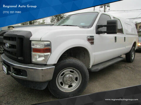 2010 Ford F-350 Super Duty for sale at Regional Auto Group in Chicago IL