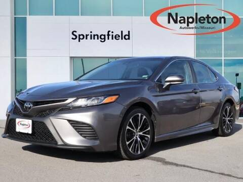 2018 Toyota Camry for sale at Napleton Autowerks in Springfield MO