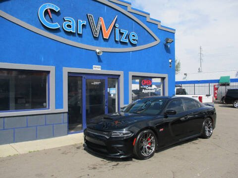 2015 Dodge Charger for sale at Carwize in Detroit MI