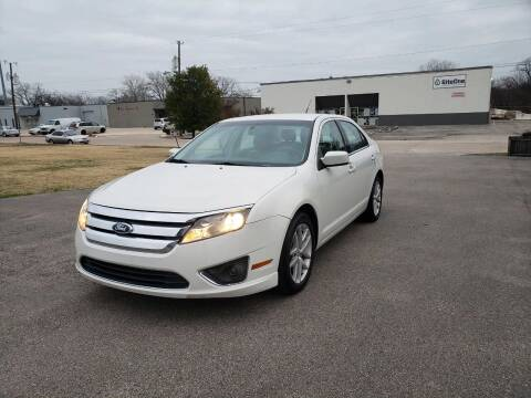 2011 Ford Fusion for sale at Image Auto Sales in Dallas TX
