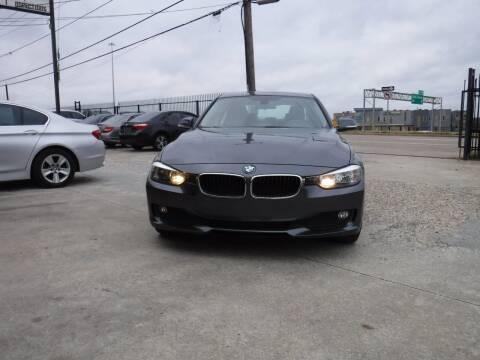 2015 BMW 3 Series for sale at N & A Metro Motors in Dallas TX