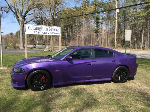 2016 Dodge Charger for sale at McLaughlin Motorz in North Muskegon MI