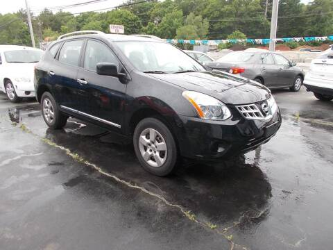 2014 Nissan Rogue Select for sale at MATTESON MOTORS in Raynham MA