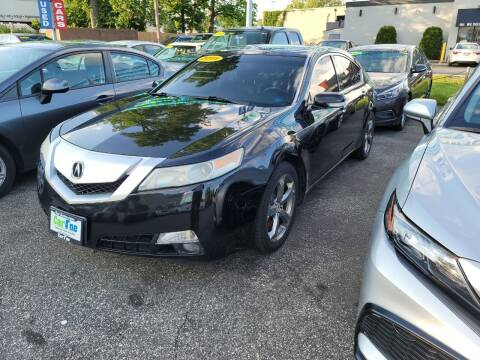 2011 Acura TL for sale at Car One in Essex MD