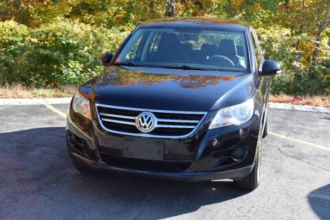 2011 Volkswagen Tiguan for sale at Platinum Auto Sales in Leominster MA