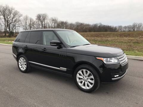 2015 Land Rover Range Rover for sale at Jackson Automotive LLC in Glasgow KY