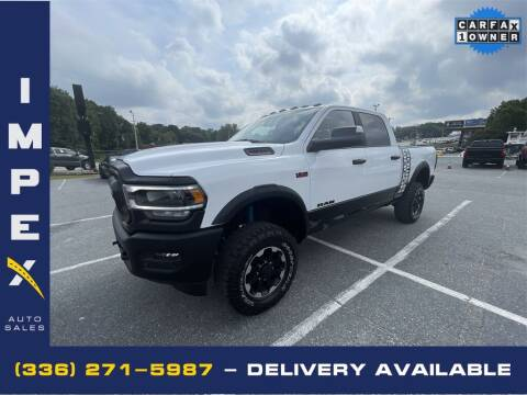 2021 RAM Ram Pickup 2500 for sale at Impex Auto Sales in Greensboro NC