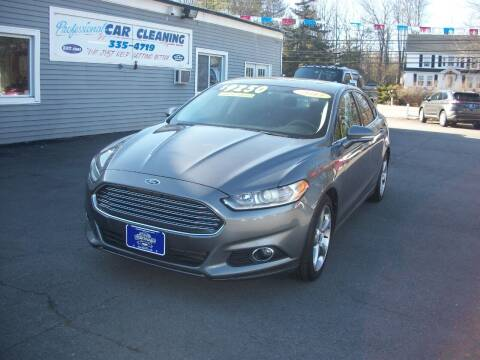 2013 Ford Fusion for sale at Auto Images Auto Sales LLC in Rochester NH