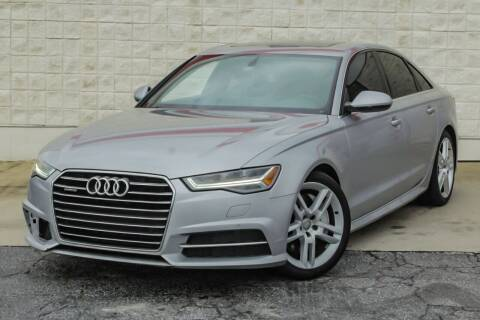2016 Audi A6 for sale at Cannon and Graves Auto Sales in Newberry SC