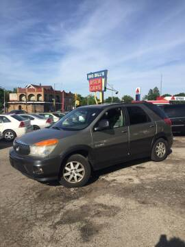 2002 Buick Rendezvous for sale at Big Bills in Milwaukee WI