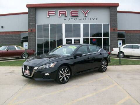 2020 Nissan Altima for sale at Frey Automotive in Muskego WI