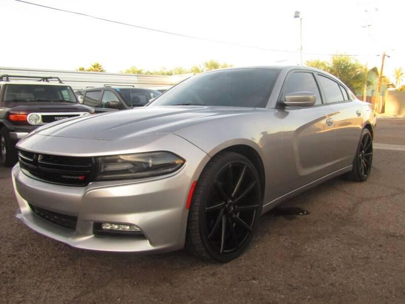 2017 Dodge Charger for sale at Van Buren Motors in Phoenix AZ