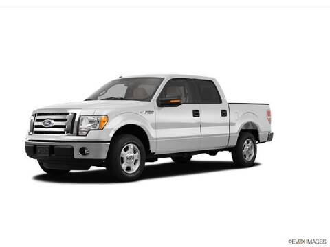 2011 Ford F-150 for sale at Jamerson Auto Sales in Anderson IN