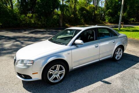 2008 Audi A4 for sale at Sarasota Car Sales in Sarasota FL
