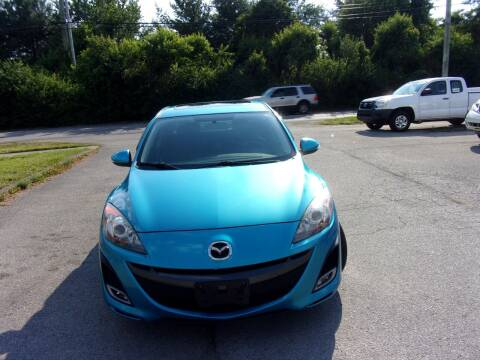 2010 Mazda MAZDA3 for sale at Auto Sales Sheila, Inc in Louisville KY