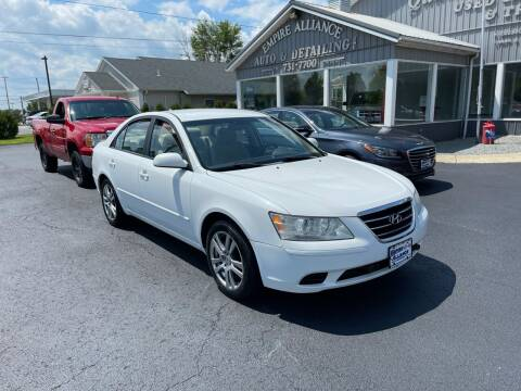2009 Hyundai Sonata for sale at Empire Alliance Inc. in West Coxsackie NY