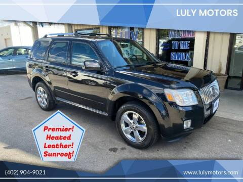 2011 Mercury Mariner for sale at Luly Motors in Lincoln NE