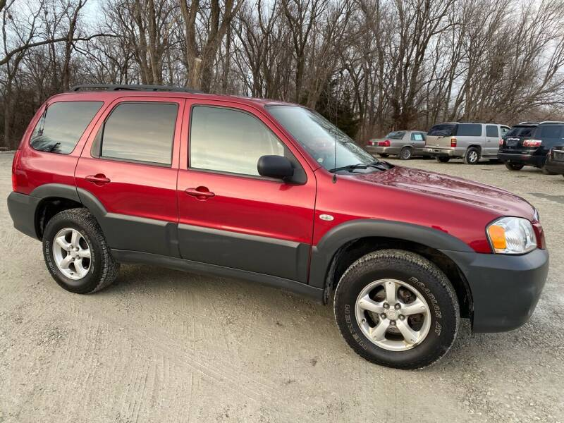 2005 Mazda Tribute for sale at Kansas Car Finder in Valley Falls KS